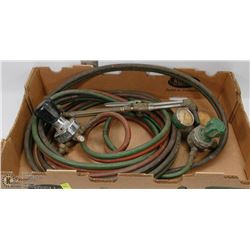 WELDING HOSES AND ACCESSORIES