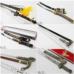 FEATURED ITEMS: SWORDS!!!
