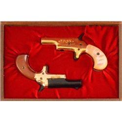 Cased Set of Colt .22 Derringers