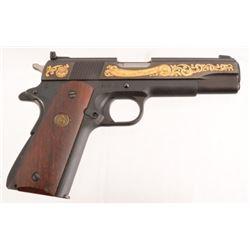 Colt Custom Ace .22LR Pistol