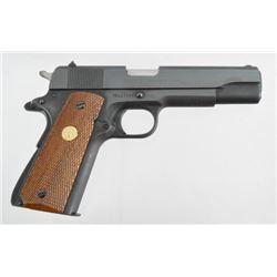 Colt MKIV Series 70 1911 9MM Luger Pistol
