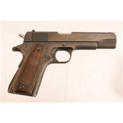 Colt Model 1911 Govt Model .45 Pistol
