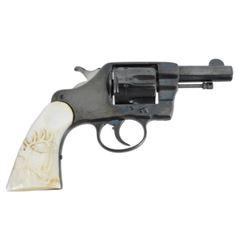 Colt New Army 1903 .38 Revolver