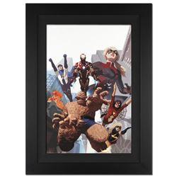 I Am An Avenger #4 by Stan Lee - Marvel Comics