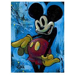 Street Mouse by Garibaldi, David