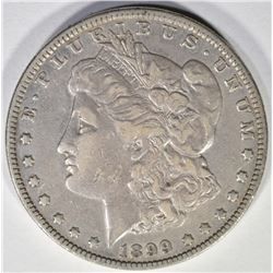 1899 MORGAN SILVER DOLLAR XF