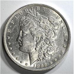 1892 MORGAN DOLLAR DOLLAR  BU