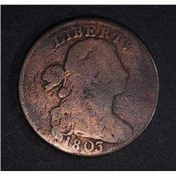 1803 DRAPED BUST LARGE CENT  GOOD