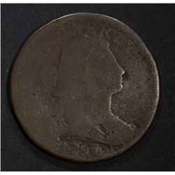 1797 LARGE CENT  GOOD OBV / SLICK REV