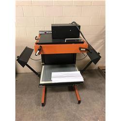 VGC Commercial Film Camera Model VGCS00-2-405