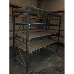 """Section of Racking 96""""x96""""x42"""""""