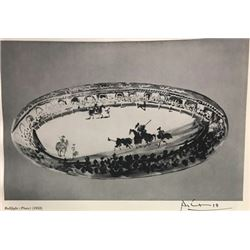 Bullfight - Pablo Picasso Lithograph