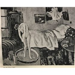 The Blue Room - Pablo Picasso Lithograph