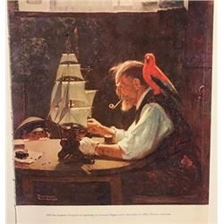 Still Good - Norman Rockwell Lithograph