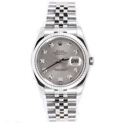 Rolex Datejust  Platinum