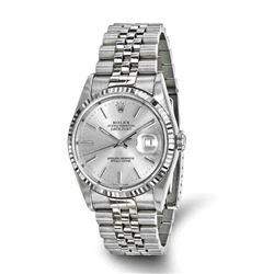 Rolex Datejust Whitegold Men