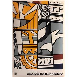 """Roy Lichtenstein""""Reflections"""""""