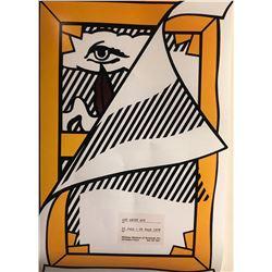 """Roy Lichtenstein""""Amsterdam"""""""