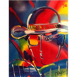 """Peter Max""""Valentine""""Hand Signed"""