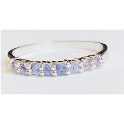 Stunning Amethyst Diamond Ring(cts)