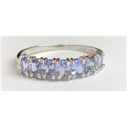 Beautiful Amethyst Diamond Ring(cts)