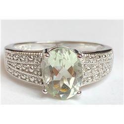 Elegant Champagne Diamond Ring(cts)