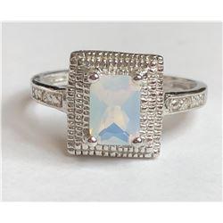 Beautiful Opel Diamond Ring(cts)