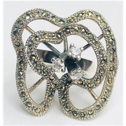 Stunning 3 piece Diamond Ring(cts)