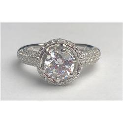 Elegant Diamond Ring(cts)