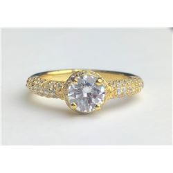 Beautiful 18k Diamond Ring