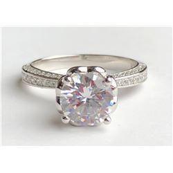 Classy Diamond Ring(cts)