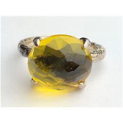 Beautiful Citrine Ring(cts)