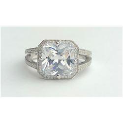 Wonderful Diamond Ring With Multi Diamond Inlays(cts)