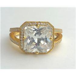 Classy 18k Diamond Ring(cts)