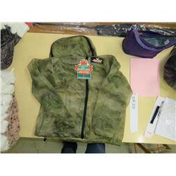 SPORTCHIEF protective net Jacket w/hood sige large