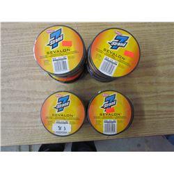 SEVALON Nylon Coated Wire, 90, 130 & 170 lb. - Qty 16