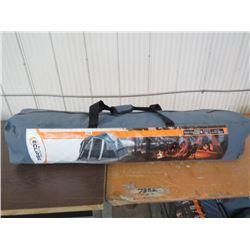 ECLIPSE Tent, sleeps 6 10'x9' speed frame, w/screen porch, returned
