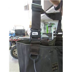 RED HEAD Chest Waders, size 11, returned