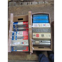 MANUALS, 2 boxes - Dodge '68, '69, '74 to '81, '80, '84 & '85