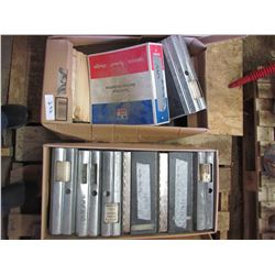 MANUALS, 2 boxes, Dodge etc '66, '69-'71,'82, '83, '95