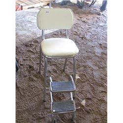 2 Step High Chair