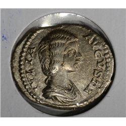 217 AD SILVER DENARIUS