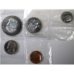1955 UNITED STATES PROOF COIN SET