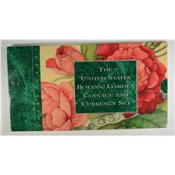 1997 BOTANIC GARDENS COINAGE & CURRENCY SET
