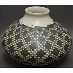 MATA ORTIZ POTTERY JAR (MORA)