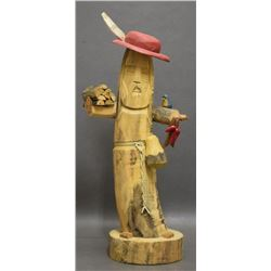 NEW MEXICAN WOOD SCULPTURE (RASCON)