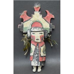 FOLK ART DOLL