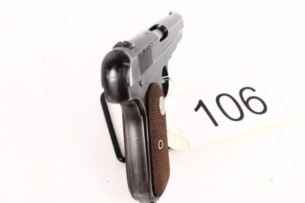PROHIBITED  Colt 1903 Pocket Hammerless