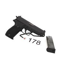 RESTRICTED. Sig Sauer P226