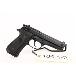 RESTRICTED. Beretta 92 FS